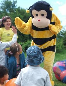 Bee-fit Children's Party Organiser
