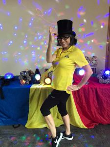 Themed children's party
