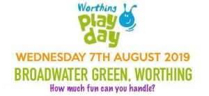National Play Day – 7th August 2019